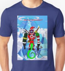 Merry Christmas PackRat(Adventure Time style)  T-Shirt