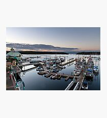 Nanaimo Harbour Walkway Photographic Print