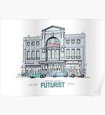Futurist Cinema, Liverpool Poster