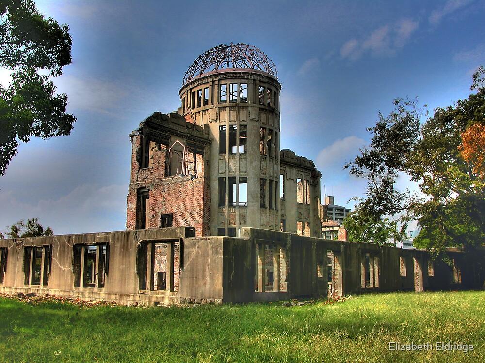 Hiroshima Peace Memorial by LizzieMorrison