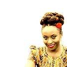 Adichie by Hanna-Dora