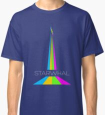 STARWHAL by breakfall - Flying Starwhals Classic T-Shirt