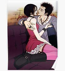 nana and ren Poster