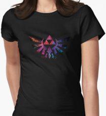 Colorful Distressed Zelda  T-Shirt