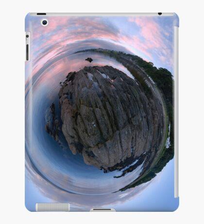 Moville Shoreline, Lough Foyle, at Dusk, Donegal iPad Case/Skin