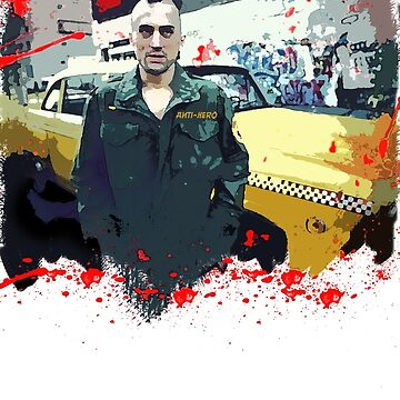 Travis Bickle 3 by MontiFoxPhoto