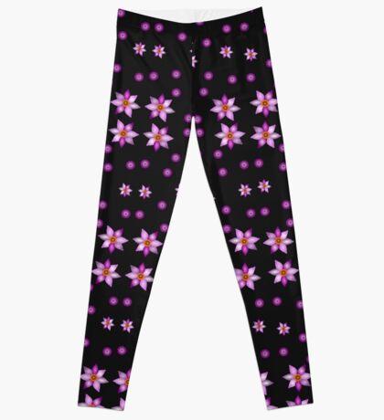 Floral Dots Leggings