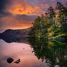 By the Lake Side by RichardSayer