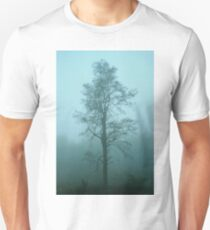 solo tree in blue T-Shirt