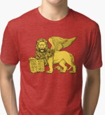 Lion of Venice Tri-blend T-Shirt