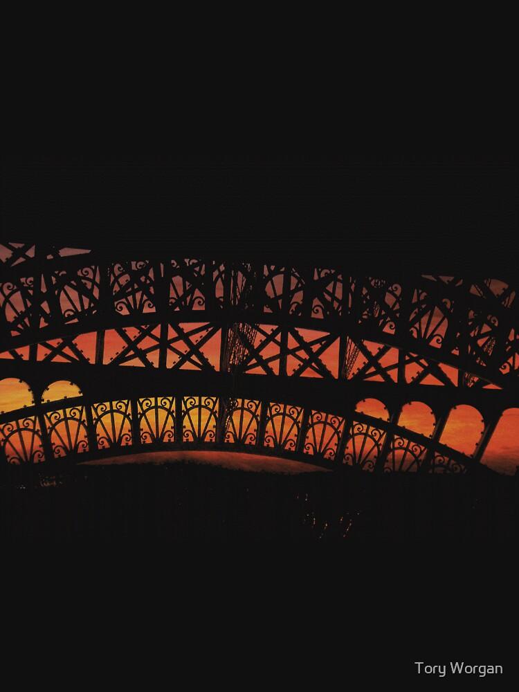 Tower Sunset by toryworgan