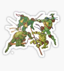 TMNT Sticker