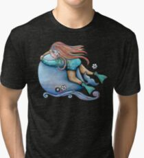 Save Our Whales TShirt Tri-blend T-Shirt