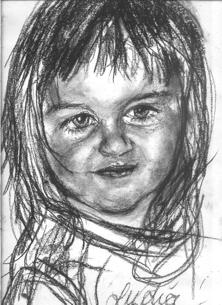 Lily by gabriele