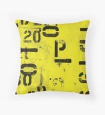 Code Throw Pillow