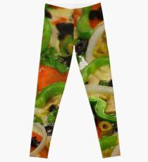 Supreme Pizza Leggings