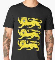Royal Arms of England Men's Premium T-Shirt