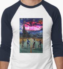 Starry Things Men's Baseball ¾ T-Shirt