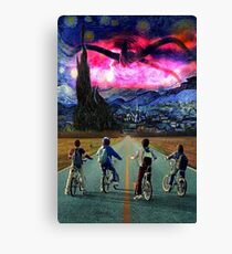 Starry Things Canvas Print