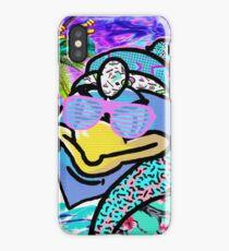 King Dedede Vaporwave iPhone Case/Skin