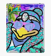 King Dedede Vaporwave iPad Case/Skin