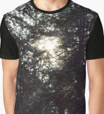 And the Trees Take Over the Sky Graphic T-Shirt