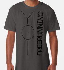 Fundamental YGTee (Black Text) Long T-Shirt