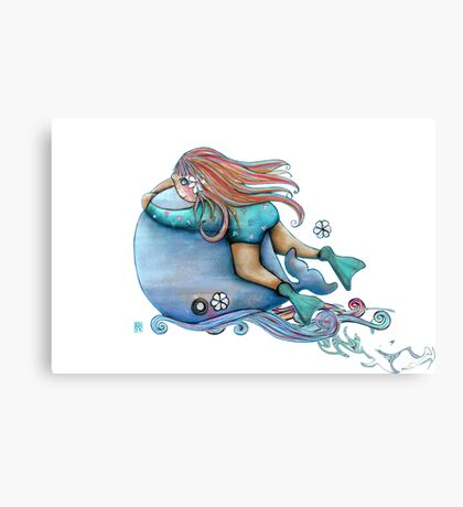 Save Our Whales Canvas Print