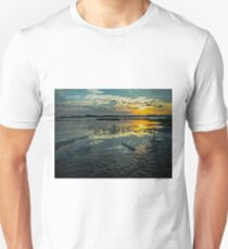 Lake Champlain Vermont Sunrise T-Shirt