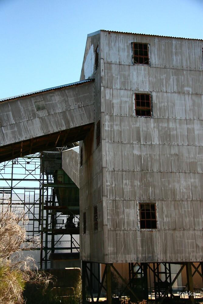 Power Station by trekka