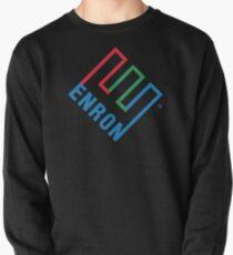 Enron Tshirt - Defunct Company Logo - Corporate Humor Tshirt - Parody Tshirt Pullover
