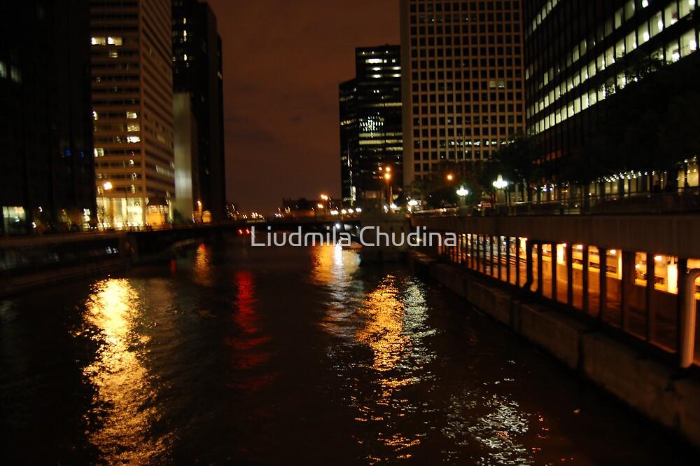 Nightlight Reflection by MiLa