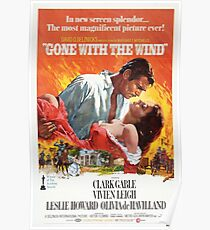 Gone with the Wind v Poster