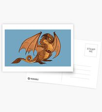 Marsupial Dragon Postcards