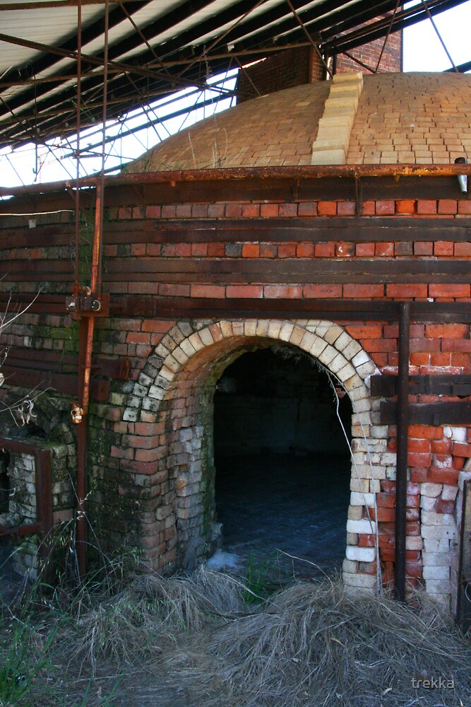 The Old Brick Kiln by trekka
