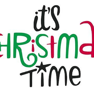 It's Christmas Time de rubenhoyu