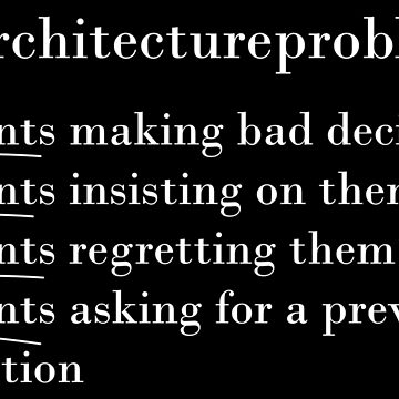 Architect - Architect's problems by nektarinchen