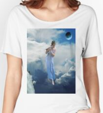Cloud Magic Women's Relaxed Fit T-Shirt