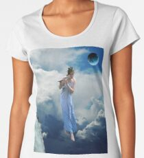 Cloud Magic Women's Premium T-Shirt