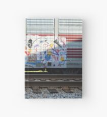 Transport Masterpiece Hardcover Journal
