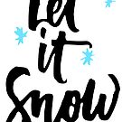 «Let It Snow» de Rubén Hoyu