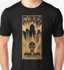 Metropolis - Fritz Lang, movie Unisex T-Shirt