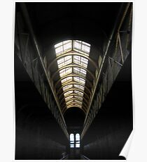 Ceiling- Old Melbourne Gaol Poster