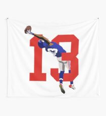 13 Odell catch 2 Wall Tapestry