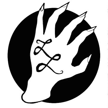 Lefthanded Lenya - official claw logo by LeftHandedLenya