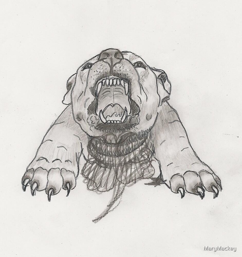 Dog by MaryMackey