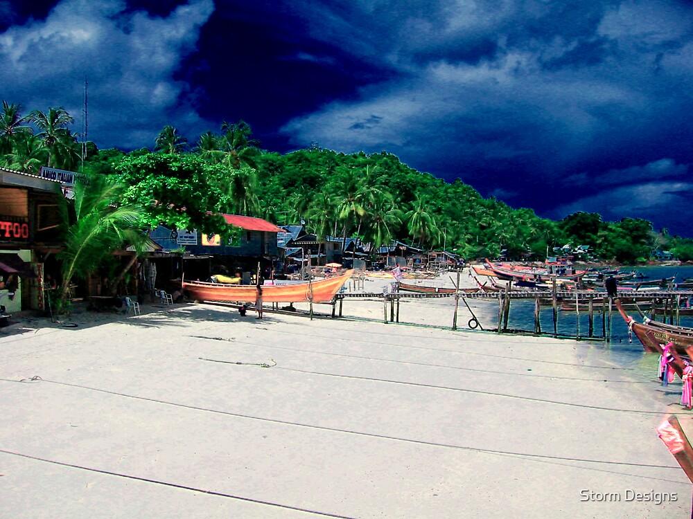 Beach by Storm Designs