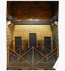 Door Trinity:Old Melbourne Gaol Poster
