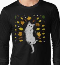 Autumn Cat T-Shirt