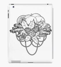 Christmas graphic design iPad Case/Skin